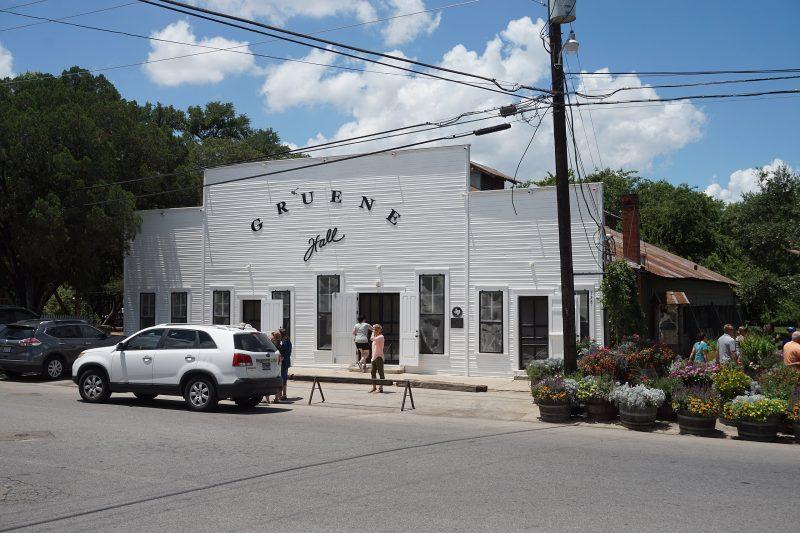 Gruene Hall, New Braunfels, TX