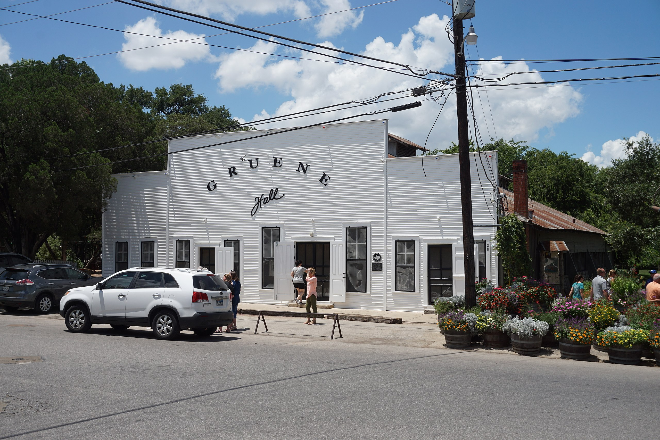 Gruene Hall, New Braunfels, TX