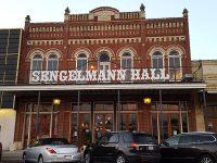 Sengelmann Hall, Schulenburg, TX