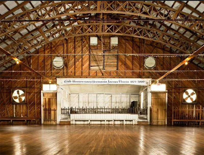 Anhalt Dance Hall, Spring Branch, TX