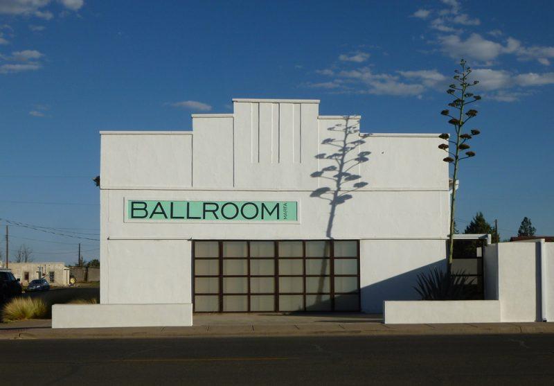 Ballroom Marfa, Marfa, TX