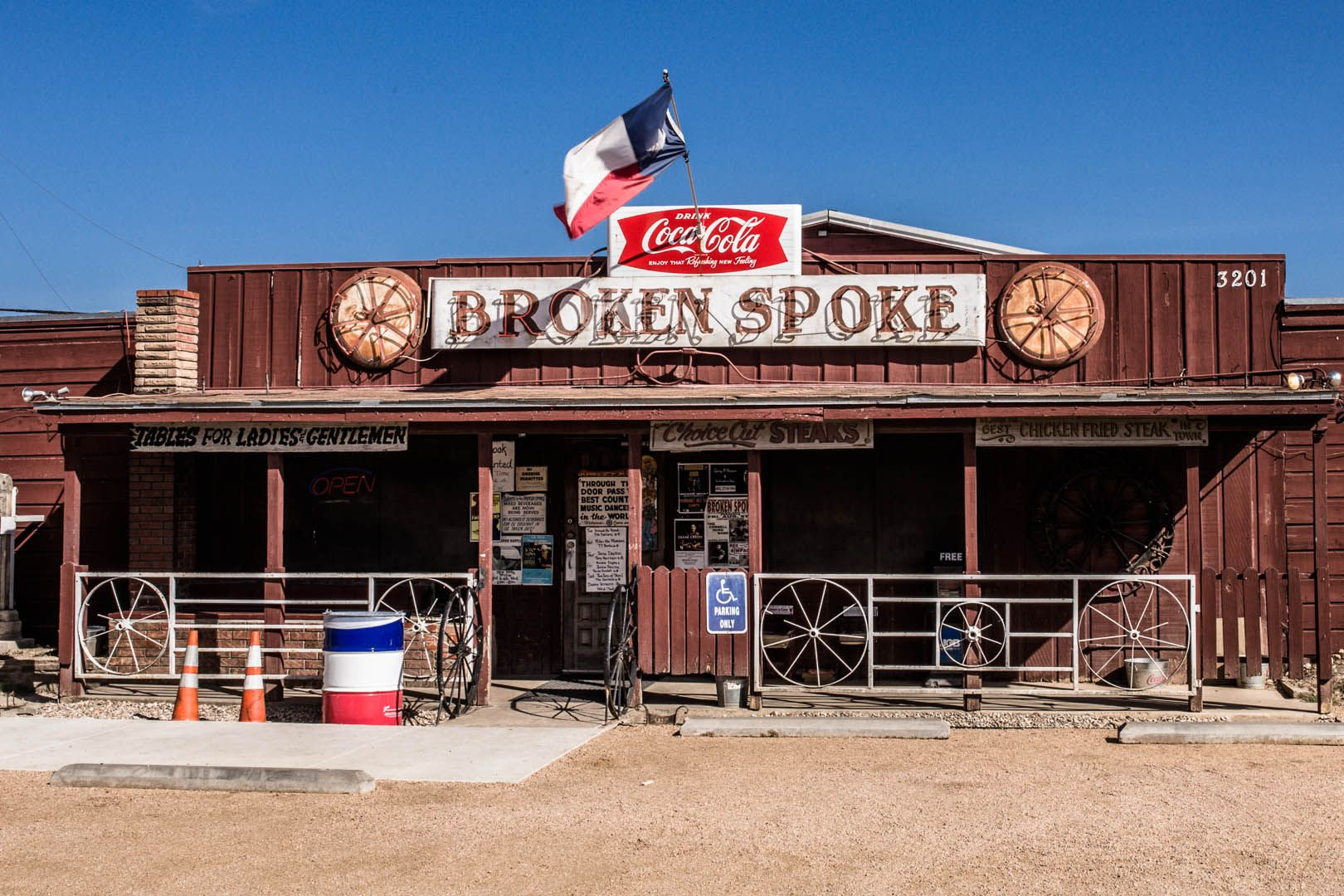 Broken Spoke, Austin TX