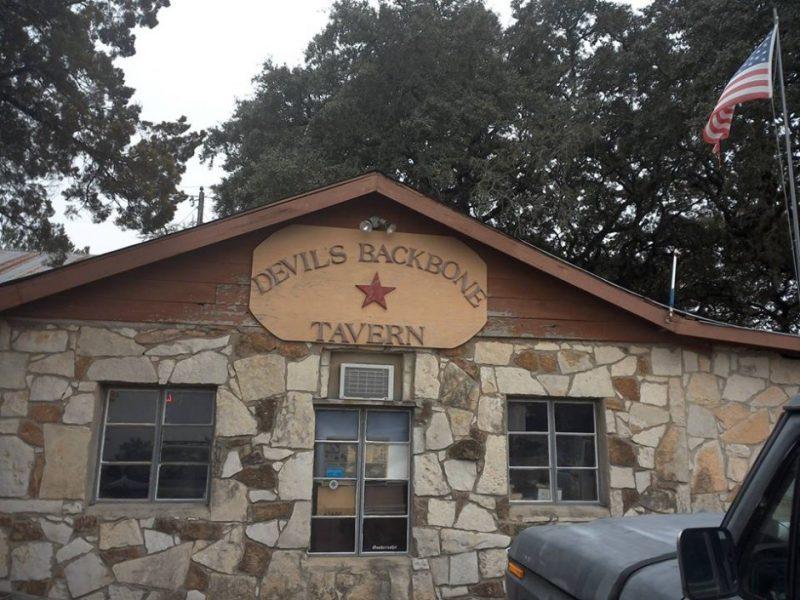 Devil's Backbone Tavern and Dance Hall, Fischer, TX