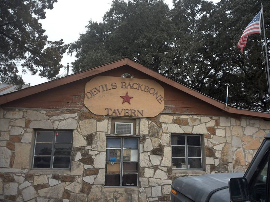 Devil's Backbone Tavern and Dance Hall, Fischer, TX