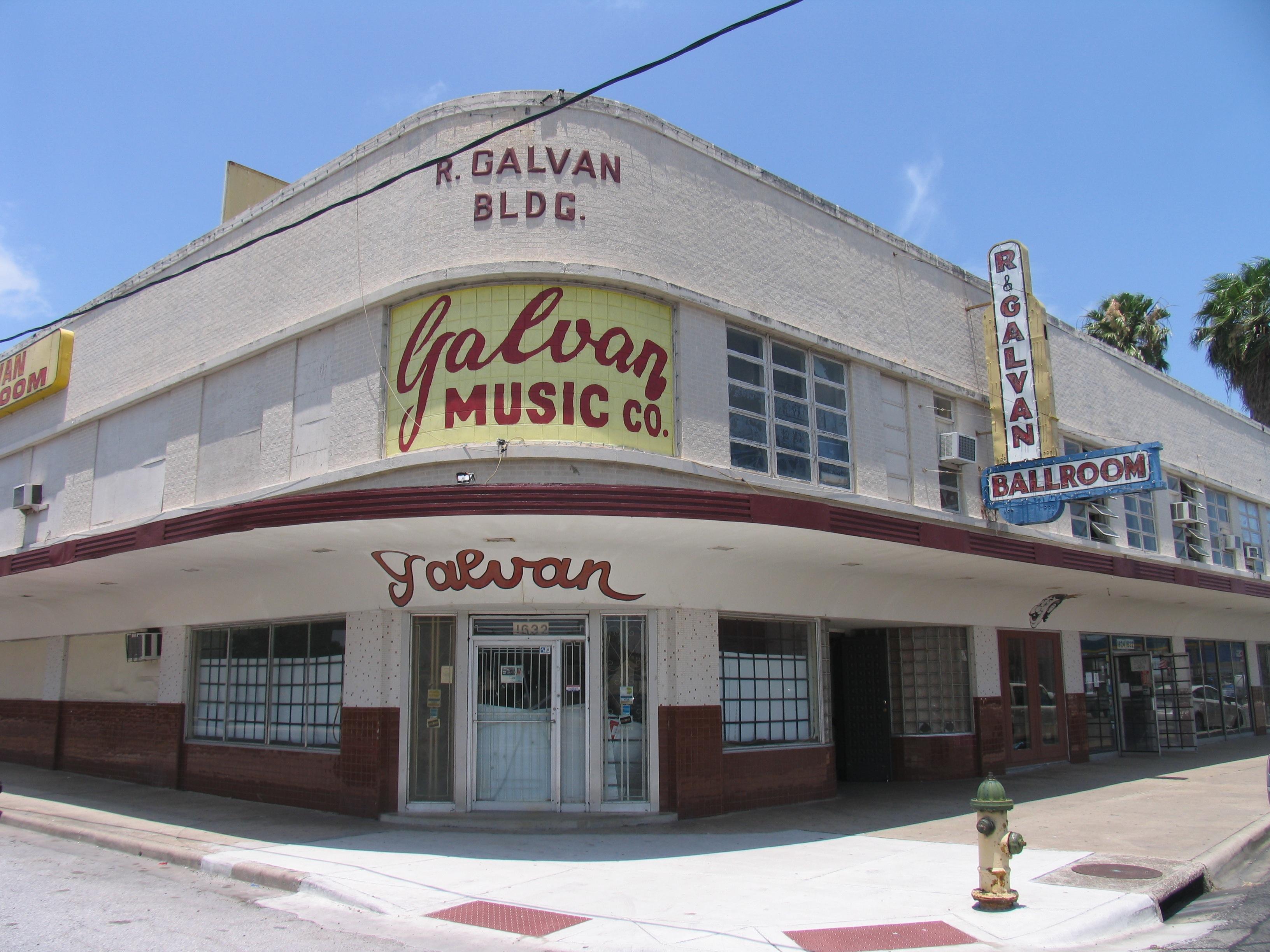 Galvan Ballroom, Corpus Christi, TX
