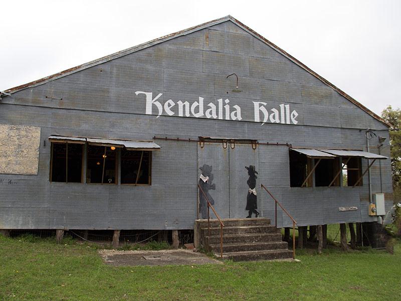 Kendalia Halle, Kendalia, TX