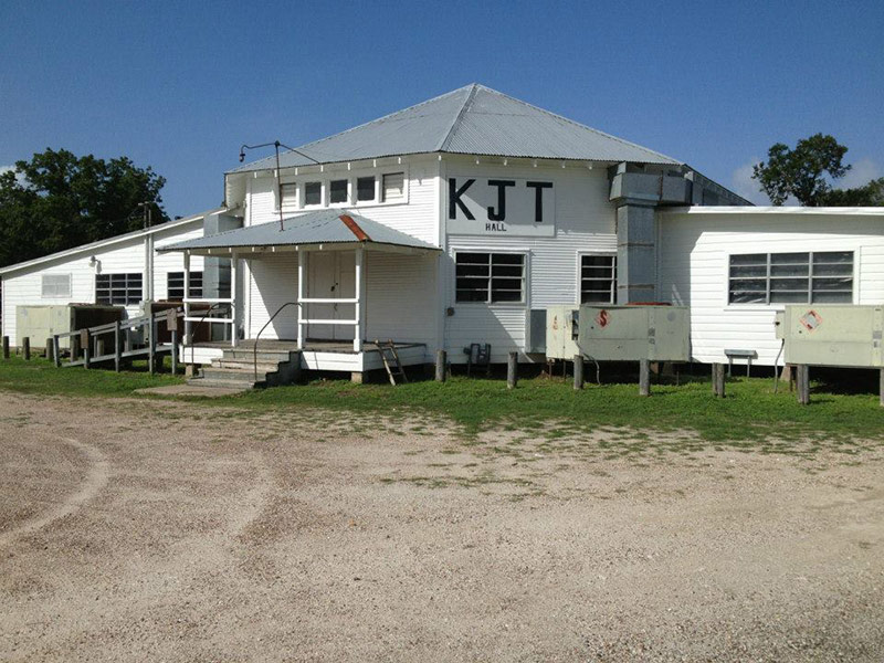 KJT Hall Ganado, TX