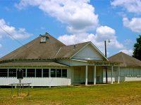Lindenau Hall and Rifle Club, Cuero, TX