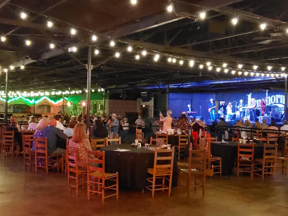 Longhorn Ballroom, Dallas, TX
