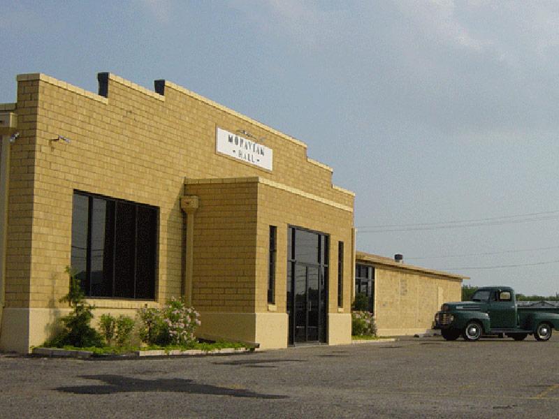 Moravian Hall, Corpus Christi, TX
