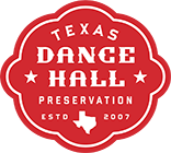 Texas Dance Hall Preservation Logo